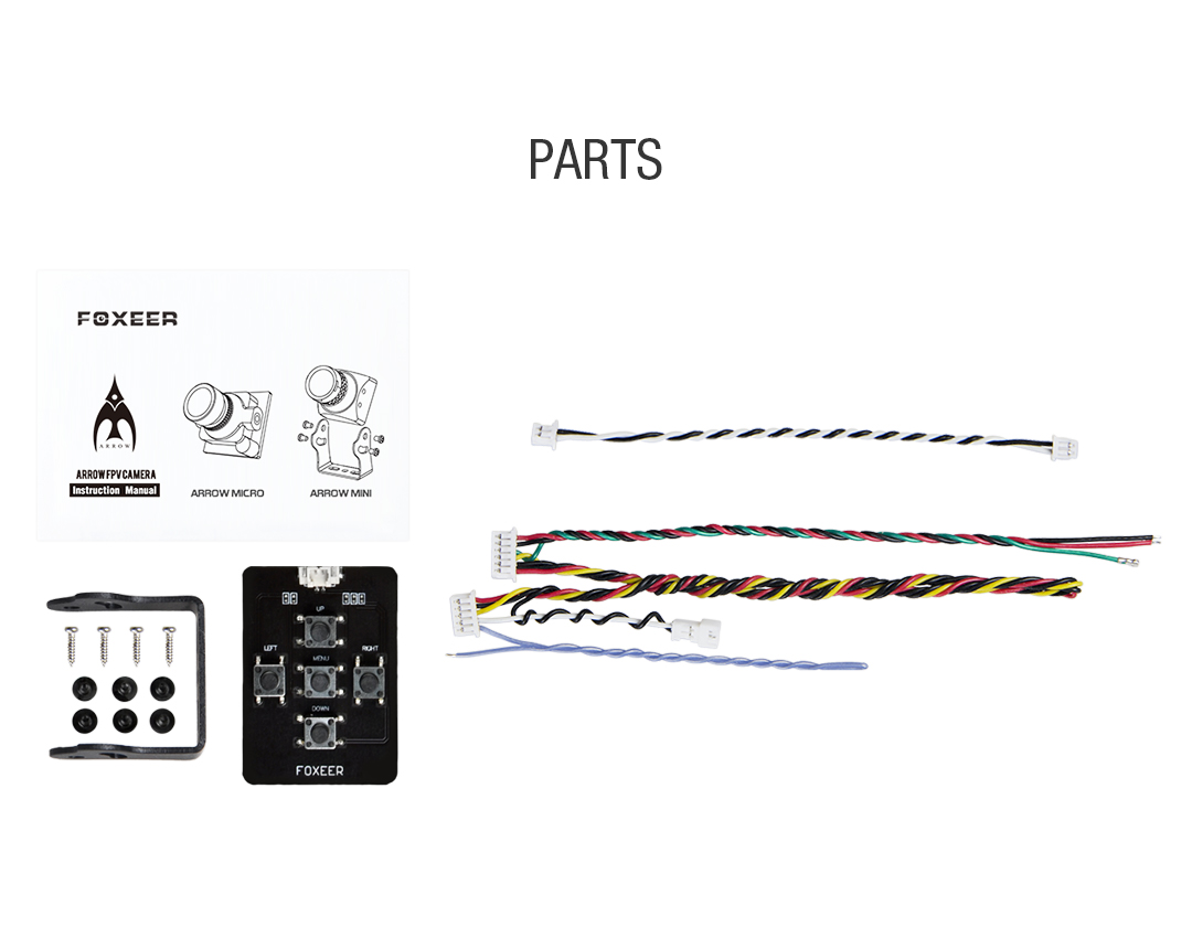 foxeer camera vtx wiring harness   32 wiring diagram